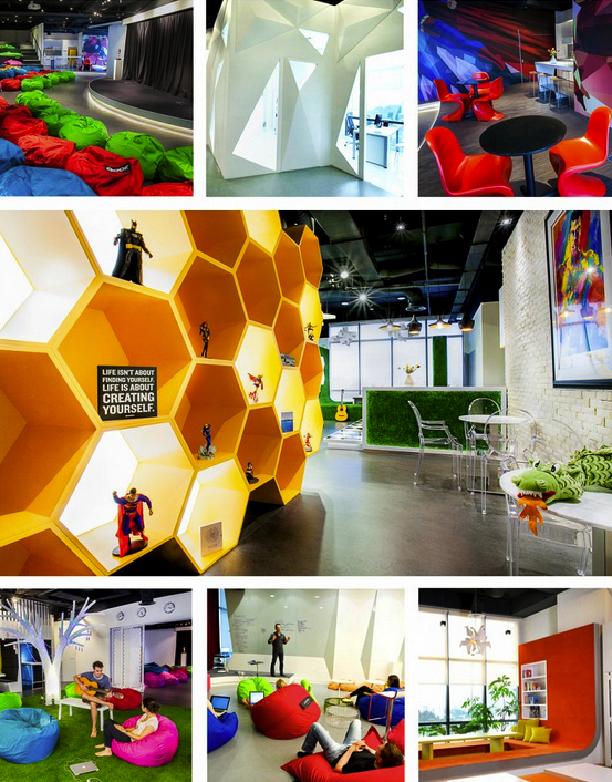 Mindvalley HQ Collage
